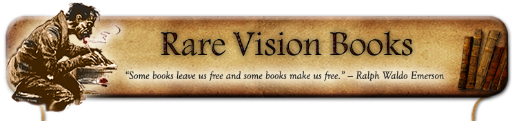 Rare Vision Books Header